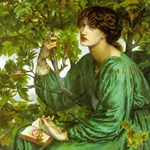 Daydream by Dante Gabriel Rossetti