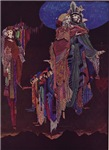 The Colloquy of Monos and Una by Harry Clarke
