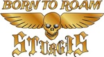 Sturgis Gold Winged Skull