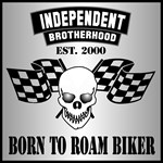 Born To Roam Biker Racing