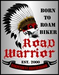 Born To Roam Road Warrior
