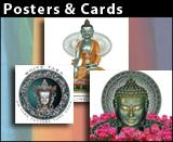 Buddhism & Taoism Cards & Posters