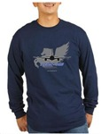 KC-46 Clothing with Pegasus Background