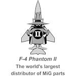 F-4 Phantom II - MiG distributor