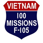 F-105 - 100 Missions