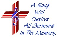 Song Will Outlive Sermons