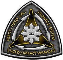 Pekiti-Tirsia Kali Triangle Logo