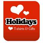 Holiday T-shirts & Holiday Tshirts