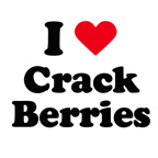 I love crack berries