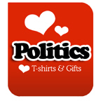I Love Politics T-shirts & I Love Politics T-shirt