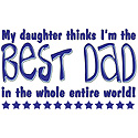 Best Dad from Daughter