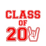 Class of 2011 Rocks Red