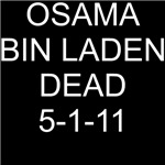 Osama Dead White