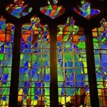 Technicolor Stained Glass