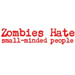 Zombies hate small