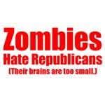 Zombies Hate Republicans