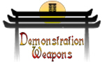 Martial Arts Tournament Weapons T's and Gifts