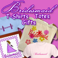 Gifts, Totes, Tees for the Bridesmaid
