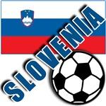 World Soccer SLOVENIA Team T-shirts