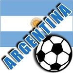 World Soccer Argentina Team T-shirts