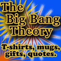 Big Bang Theory Tshirts, Gifts