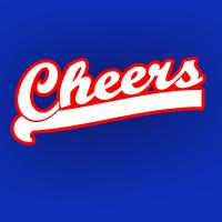CHEERS Fan Gear and Tshirts