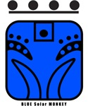 BLUE Solar MONKEY