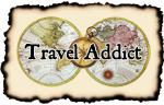 Travel Antique Globe