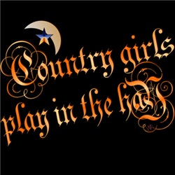 Country girls/ in the hay
