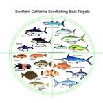 Southern California Sportfishing Targets