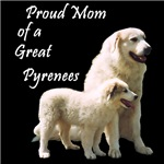 Proud Mom of a Great Pyrenees