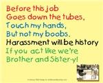 Harassment B Gone