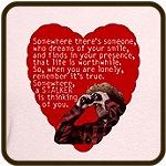 Stalker Anti-Valentine Cards & Gifts