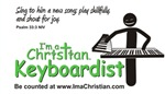 I'm a Christian Keyboardist (verse)