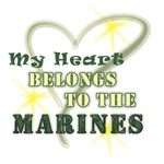 Heart Belongs to the Marines