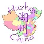 Huzhou, China...