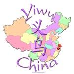 Yiwu, China...