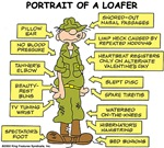 Portrait of a Loafer