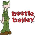 Beetle Bailey Logo