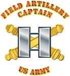 Artillery - Officer - Captain