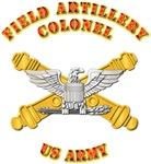 Artillery - Officer - COL