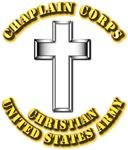 Army - Chaplin Corps - Christian