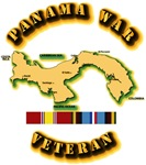 Panama War Veteran