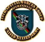 SOF - 19th SFG Flash - Afghanistan