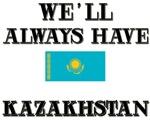 Flags of the World: Kazakhstan
