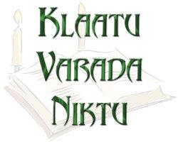 Klaatu Varada Niktu!