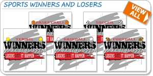 Sports Winners and Losers Series