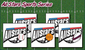 All Stars Sports Series T-Shirts and Gifts