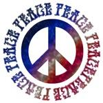 Groovy Peace Sign