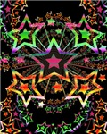 Psychedelic Stars